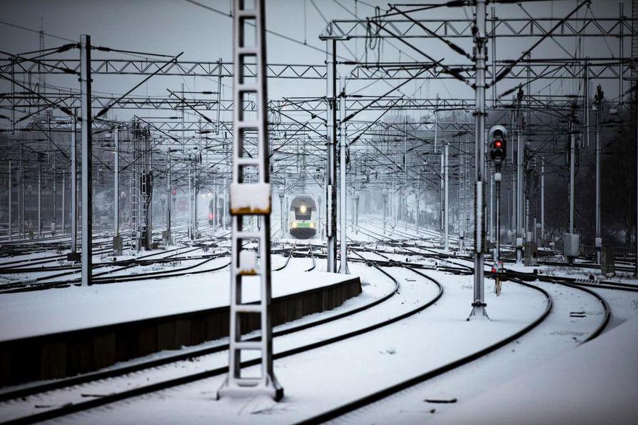 Oulun seudulla selvitetään lähijunaliikenteen mahdollisuuksia.