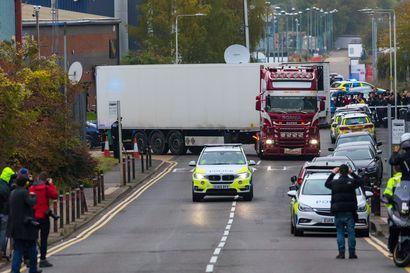 Britannian kuorma-autosurma: Poliisi yrittää jäljittää rikollisjärjestöjä, jotka aiheuttivat 39 ihmisen kuoleman
