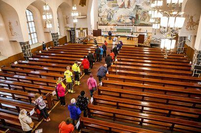 Yli 4600 seurakuntalaista äänesti kirkkoherraa ennakkoon Rovaniemellä – uuden kirkkoherran nimi selviää sunnuntaina illalla