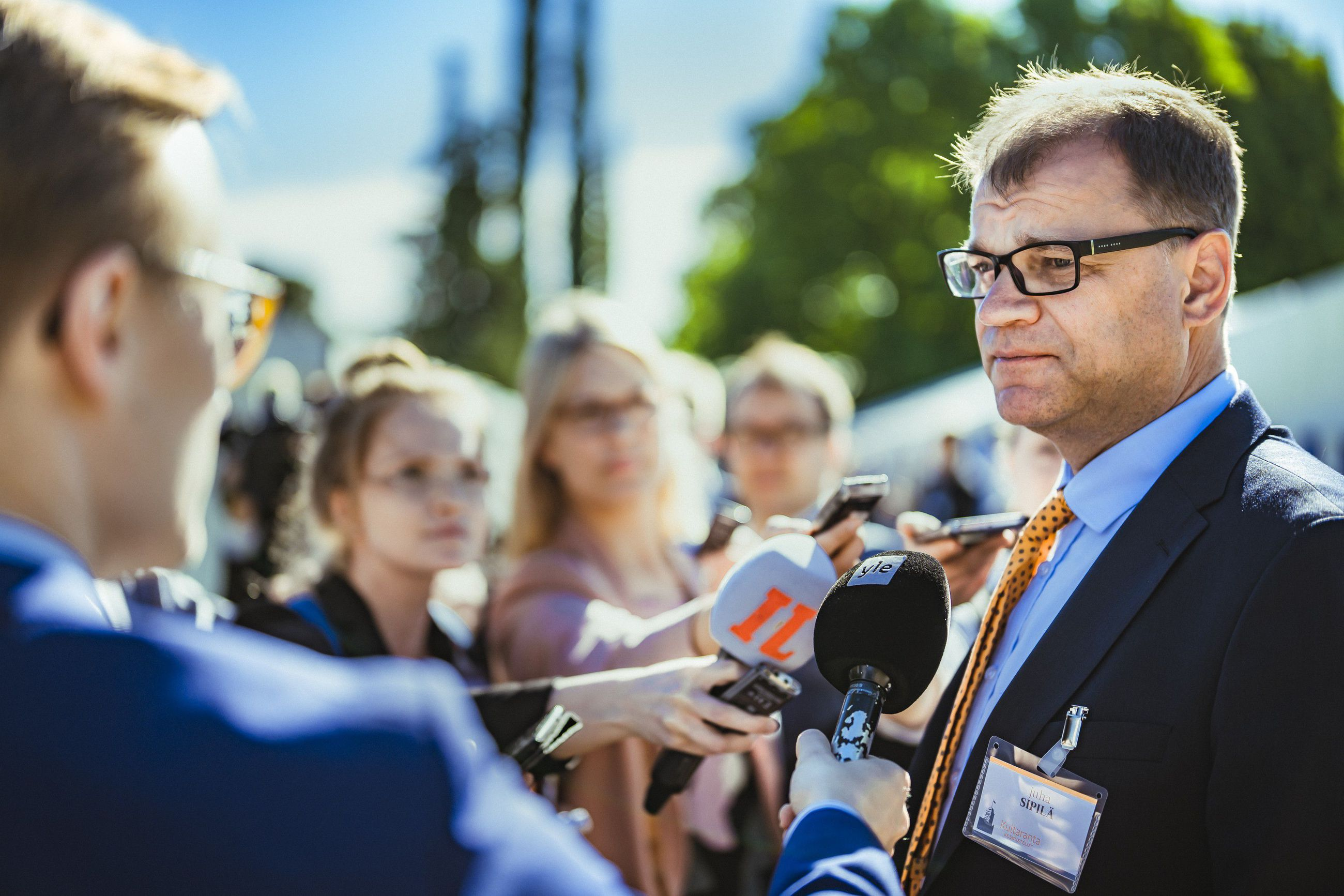 Video: Anne-Mari Virolainen vannoi ministerinvalansa