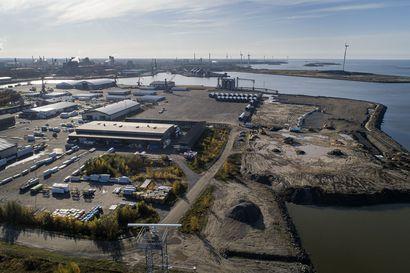 EU:n vanhat laivat saatetaan purkaa Raahessa - suurta kierrätystelakkaa varten kehiteään uutta teknologiaa