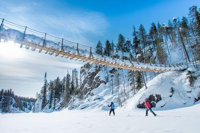 Talvivaellukselle oikeilla varusteilla – Varsinkin pohjoisessa sääolot voivat olla ankarat ja muuttua hetkessä