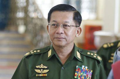 Myanmarin armeija on kaapannut vallan ja julistanut maahan vuoden kestävän poikkeustilan