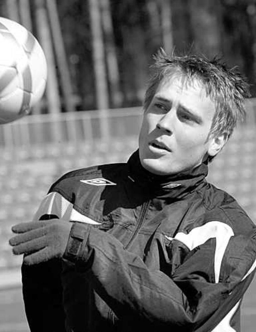 Axel Orrström uskoo, että AC Oululla on hyvä mahdollisuus taistella sarjan kärkipaikoista.