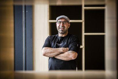 Näin pakolaisesta tuli yksi Rovaniemen suurimpia ravintoloitsijoita: Kami Abdehin elämään on mahtunut sortoa, pelkoa ja raunioita, mutta 20 vuotta sitten hän teki lupauksen, joka kantaa yhä