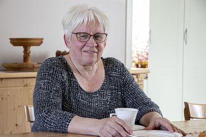 """Äitienpäivän mitalin saanut Marja-Leena Pöyskö Siikajoelta: """"Lapset ovat olleet elämän valopilkkuja"""""""