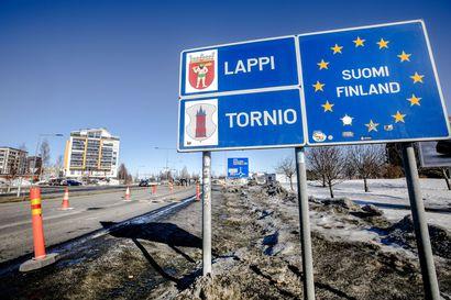 EU vaatii pitämään rajat auki kriittisten alojen ammattilaisille, hallitus etsii ratkaisua Lapin työmatkaliikenteeseen ensi viikolla