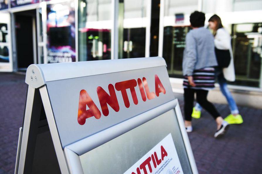 Anttila meni konkurssiin viime vuonna.