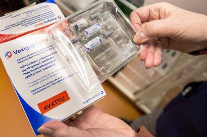 Influenssarokotteiden määrää olisi voitu lisätä merkittävästi sopimuksen turvin, jos se vaan olisi tehty ajoissa – Nyt rokotteista on huutava pula