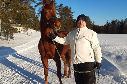 Hevosmies Hyvärinen sai eväät elämälleen ravilegendojen tyyssijasta Heinäpäästä