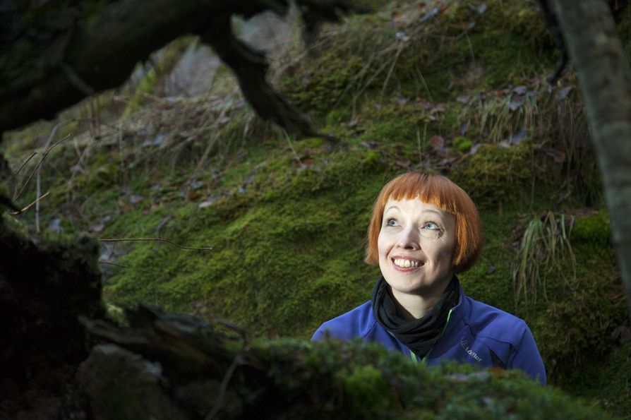 Maratonjuoksija Tarja Virolainen on oppinut oppinut nauttimaan henkistymisen tunteesta.