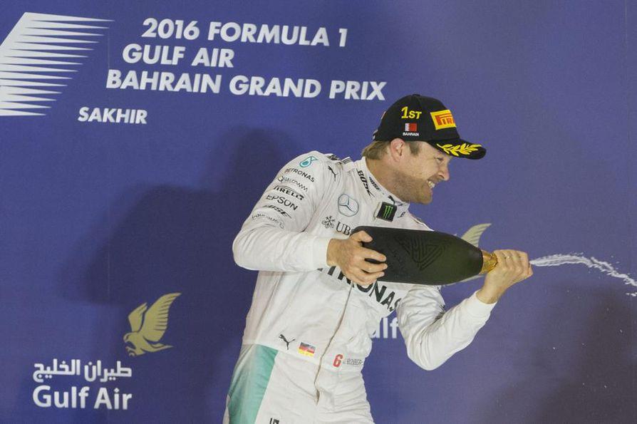 Nico Rosberg ei halunnut kommentoida Ambitious Group Limitediä, eikä edes sitä, onko hän sen takana.