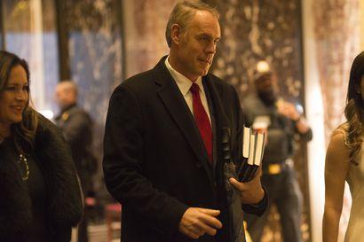 Politico: Lähteiden mukaan Trump valinnut sisäministeriksi entisen erikoisjoukkojen komentajan