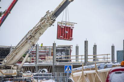 Raahe hakee johtavaa rakennustarkastajaa: Virka hakuun tänään