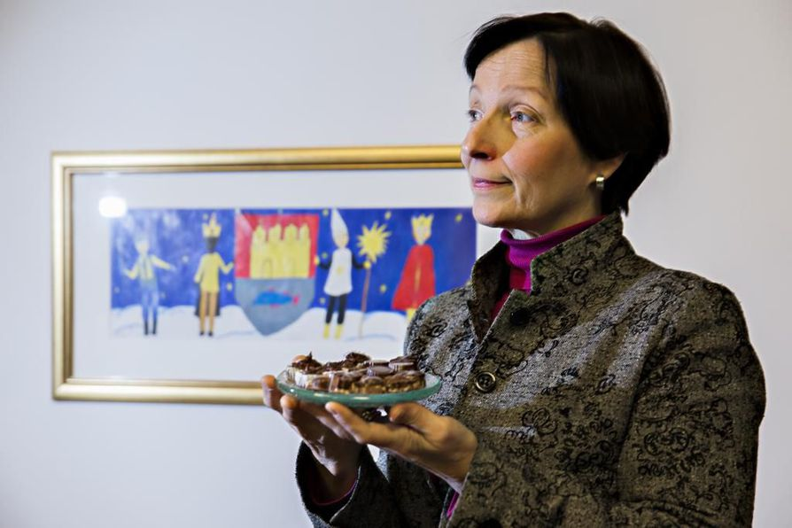 Oulu2026:n hankejohtaja Piia Rantala-Korhonen.