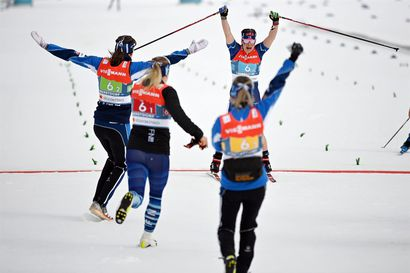 Mä hiihdän, hiihdä säkin – 20 vuotta sitten maastohiihto romahti, nyt kaupoista loppuvat sukset ja Antti Tuiskun tapaiset popidolit hehkuttavat lajin hienoutta