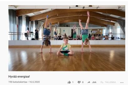 Oululainen tanssiseura palkittiin 5 000 eurolla videokisassa – katso menestyksekäs video