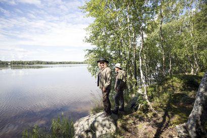 Pyykösjärvi haisee hirveälle, Minna Paarma ja Eetu Pikkarainen huomasivat 20 vuotta sitten– he päättivät tehdä asialle jotain ja pitää kaupungin keskellä olevan järven puolta