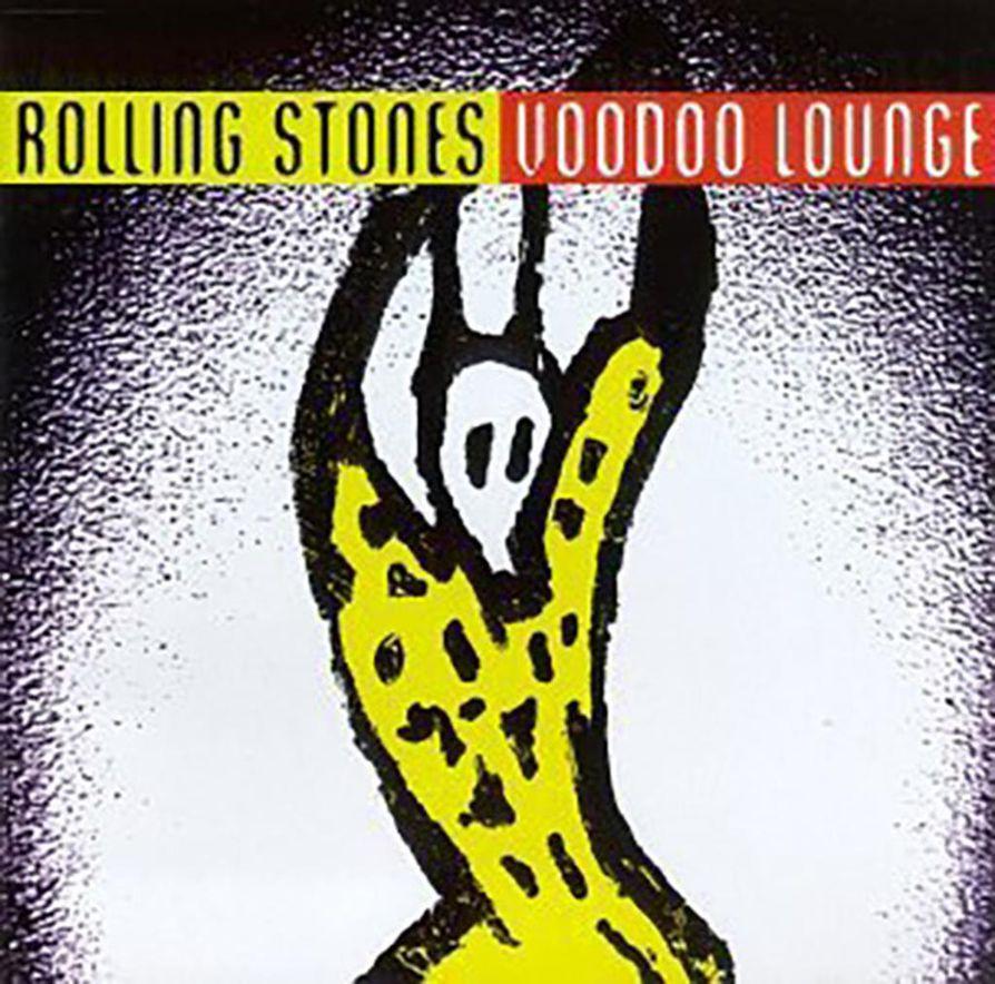 Rolling Stonesin levy Voodoo Lounge (1994) on äänitetty Dublinissa.