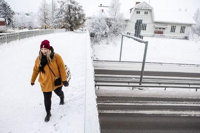 Ruokasenkadun siltaa ei haudata Rovaniemellä, vaikka rahaa ei löytynyt – kävelysillan purkaminen on kohta edessä