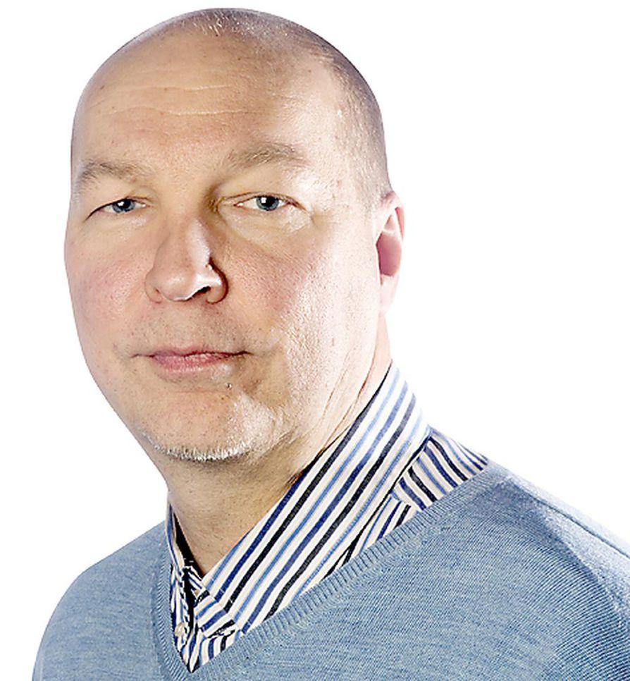 Toimittaja Kari Pitkänen päätti alkaa kompensoida liikennepäästöjään.
