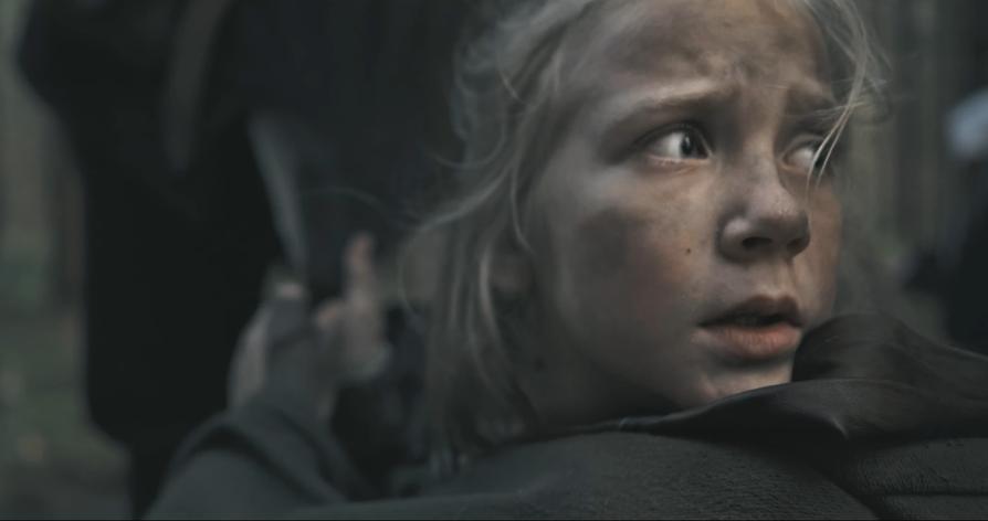 Elokuva kertoo Nuutti-tytön tarinan.