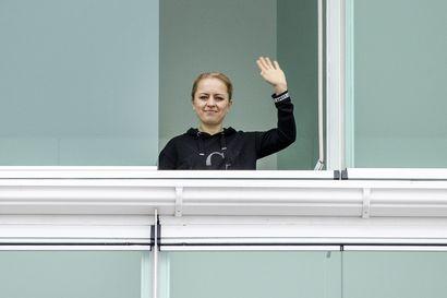 Oulu Sinfonian vieraileva kapellimestari Anna Skryleva joutui koronatesteihin ja omaehtoiseen karanteeniin ennen työviikkoaan orkesterin kanssa