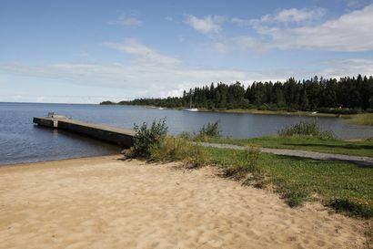 Kylmäniemen uimaranta kohenee - myös hiihtomajan uusi frisbeekenttä sai rahaa