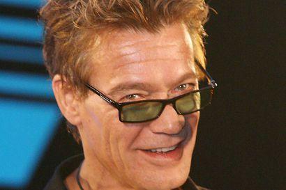 Kitaristi Eddie Van Halen on kuollut 65-vuotiaana