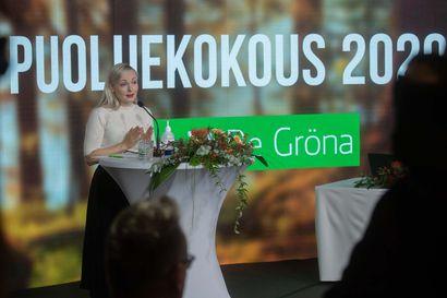 Aloite kannabiksen myynnin laillistamisesta ei mennyt läpi vihreiden puoluekokouksessa – tavoitteeksi käytön ja kasvatuksen salliminen