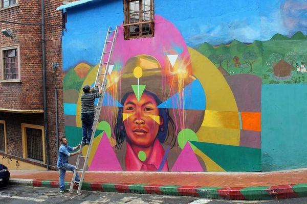 Columbian suku puoli video