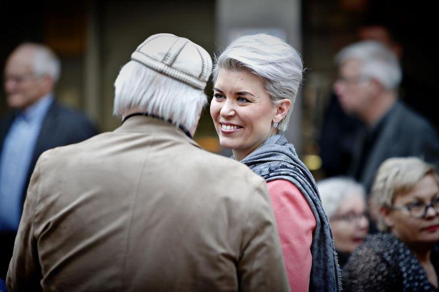 Susanna Koski (kok.) jäi Vaasan vaalipiirissä varasijalle.