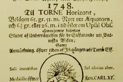 Anders Hellant, 1700-luvun torniolainen monitoimimies, julkaisi kaksi torniolaista almanakkaa