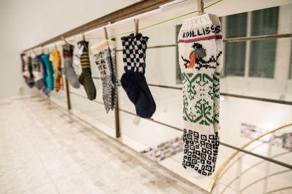 Tässä ne nyt ovat: upeat ehdokkaat Koillissanomat-villasukkakisassa– valitse suosikkisi ja äänestä!