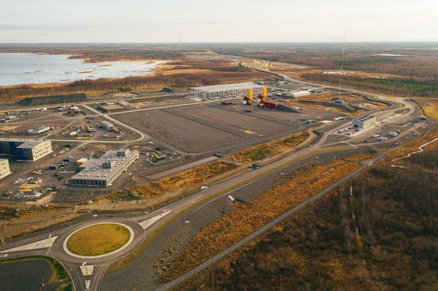 Fennovoima uskoo saavansa Pyhäjoen ydinvoimalan rakentamisluvan vuoden 2021 aikana. Tällä hetkellä alueella tehdään vielä valmistelevia töitä.