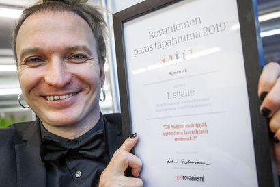 Äänestys: Simerock on Rovaniemen paras tapahtuma – mummolan takapihalta kestosuosikiksi