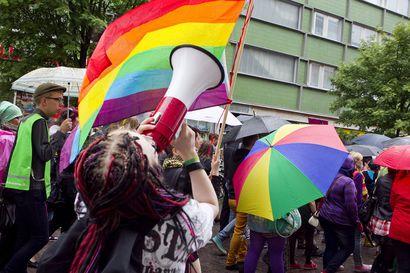 Pride-kulkue aiheuttaa muutoksia liikenteessä Oulun keskustassa