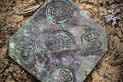 Kopsasta löytyneet kupariplootut Raahen museolle, Raahe–seura maksaa lunastuksen