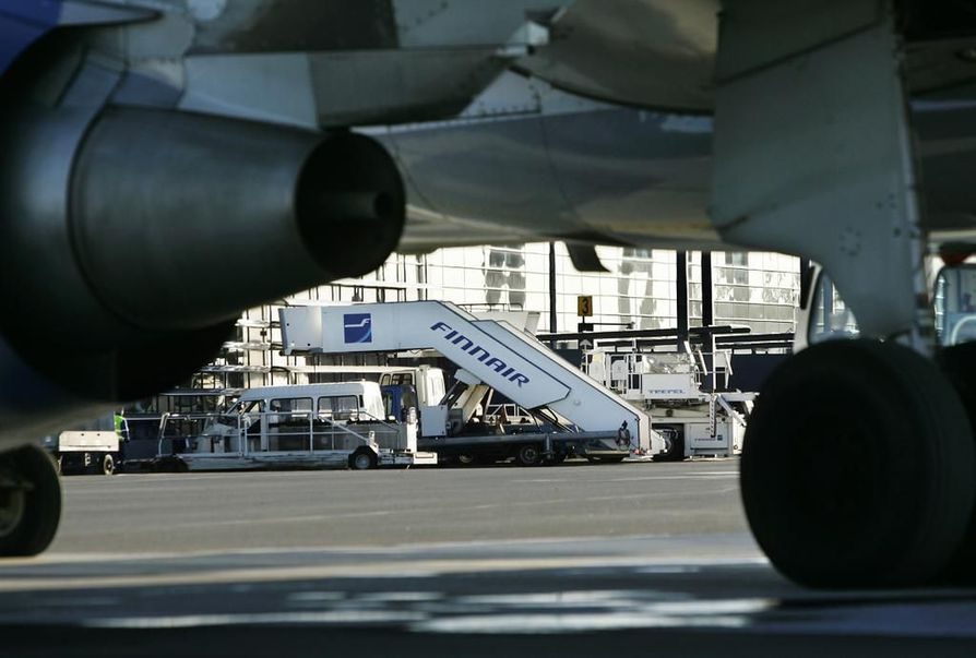 Finnairin lentokoneen kerrotaan olleen ohjuksen maalitauluna. Kuvan kone ei liity tapaukseen.