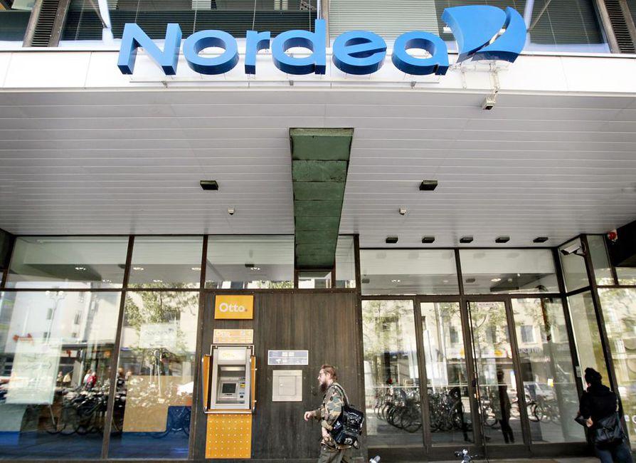 Eniten Panama-kohu on heikentänyt Nordean asiakkaiden luottamusta pankkiinsa.
