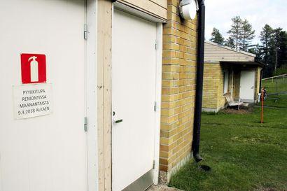 Posion kunnan asuntoyhtiö haluaa purkaa rivitaloja, Ahosenniemen vanhojen talojen korjauskulut olisivat liian suuret