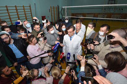 """Venäläislähteet Reutersille: Navalnyin myrkytys tiedettiin jo venäläissairaalassa, diagnoosi oli valheellinen – """"Kaikki olivat varmoja että kyse oli myrkytyksestä"""""""
