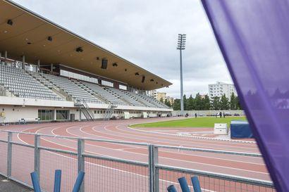 Pyrintö pyrkii kisojen järjestämiseen – heinäkuun tapahtuman painopistelajit ovat naisten pika-aidat ja miesten 200 metriä