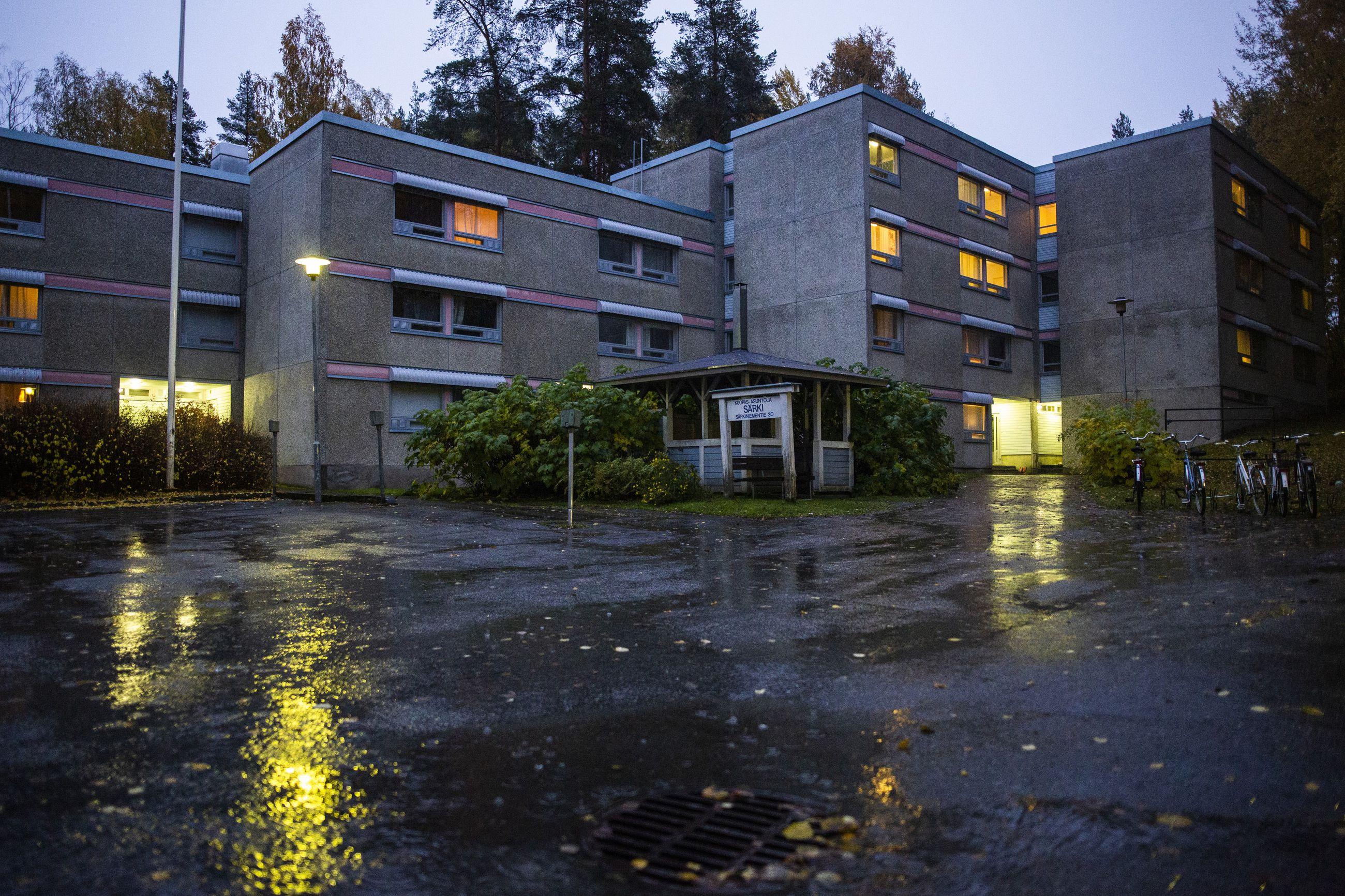 Kuopion Kouluhyökkäys Tekijä