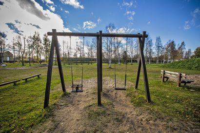 Raahesta poistuu tänä vuonna viisi leikkipuistoa - purkutyöt alkavat lähiaikoina
