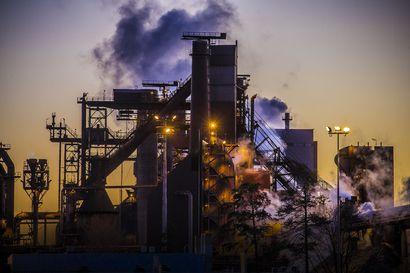 SSAB:n Raahen tehtaan kakkosmasuunin välikorjausta suunnitellaan tälle vuodelle