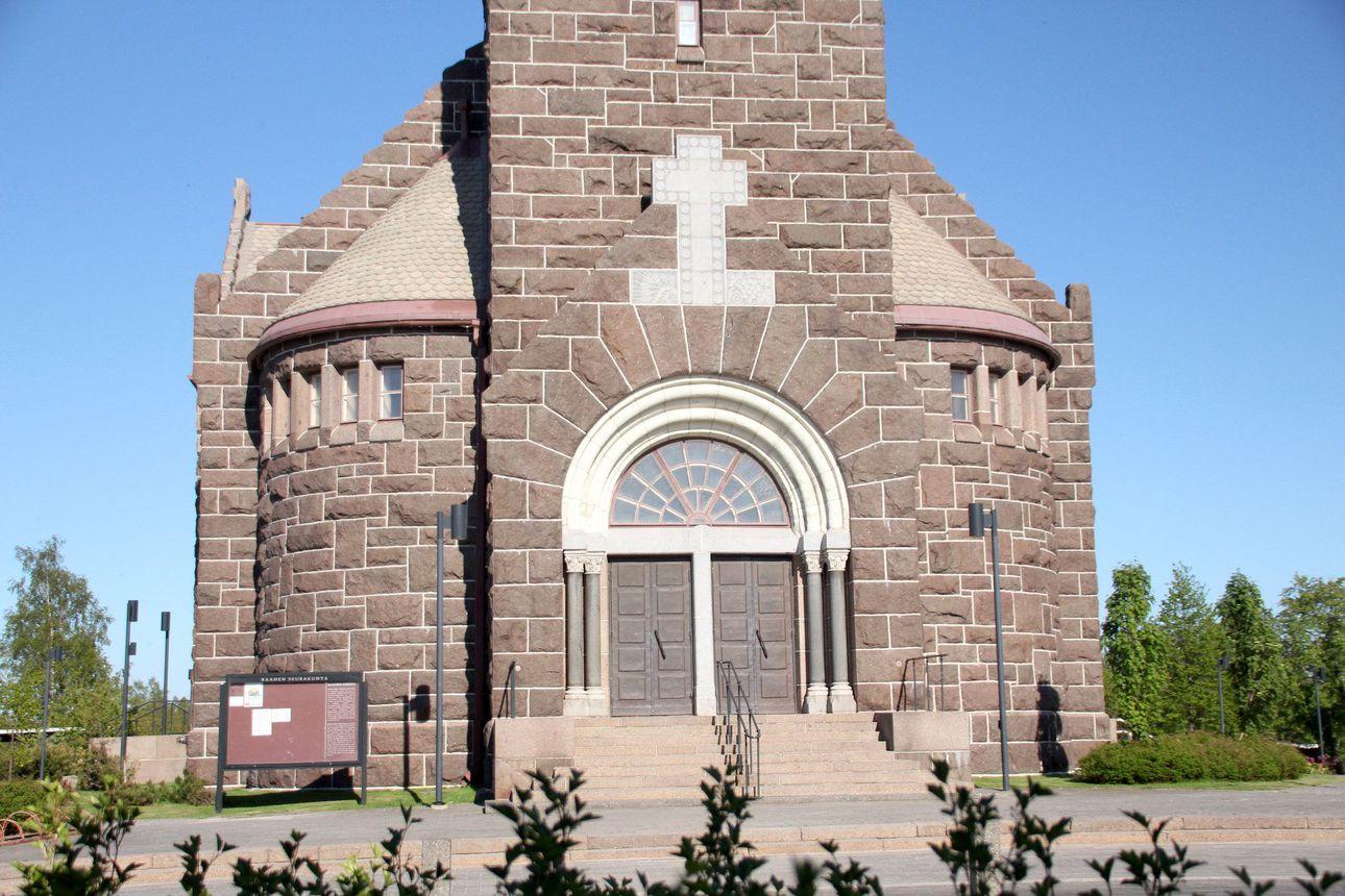 Raahen seurakunta tekee tutkimusta – puhelinhaastattelulla kysytään seurakuntalaisten kokemuksia