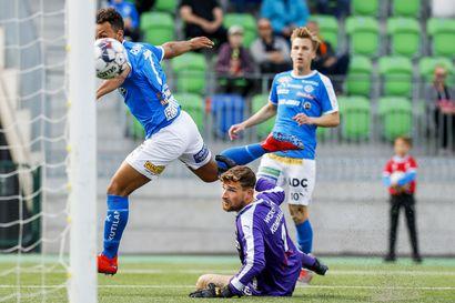 Veikkausliigasta tuttu maalivahti Martin Kompalla siirtyy Rovaniemen Palloseuraan