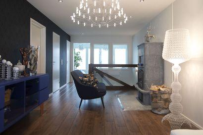 Keräilijän kodissa arvostetaan laatua ja designia – katso kuvia harkituista yksityiskohdista