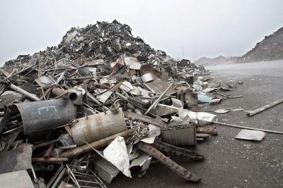 Outokummun terästehtaan jätesuolasta aiotaan jalostaa hyötytuotteita uudessa käsittelylaitoksessa